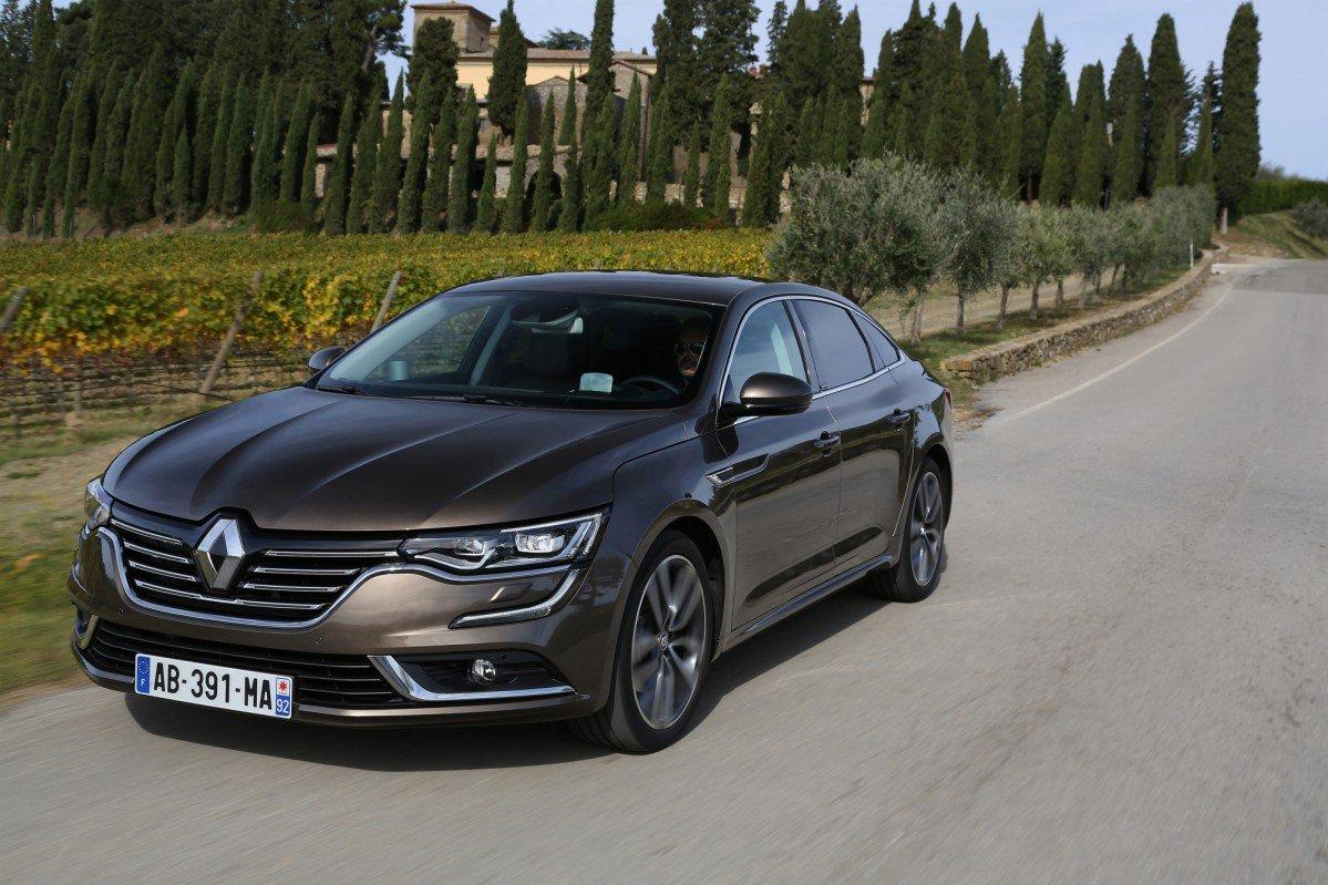 Elegant 5. Renault Talisman. Top 10 Best Family Sedans For 2016 In Europe