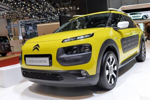 Citroen's Quirky C4 Cactus Gamble Is Paying Off