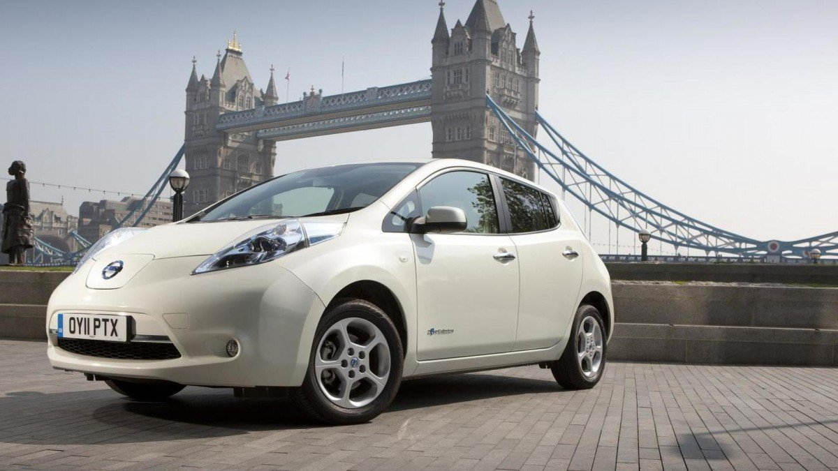 Top Best Electric Cars On The European Market In