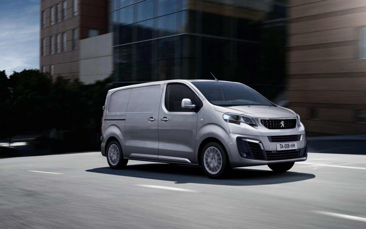 Peugeot Says There's an Expert Cargo Van for Everyone