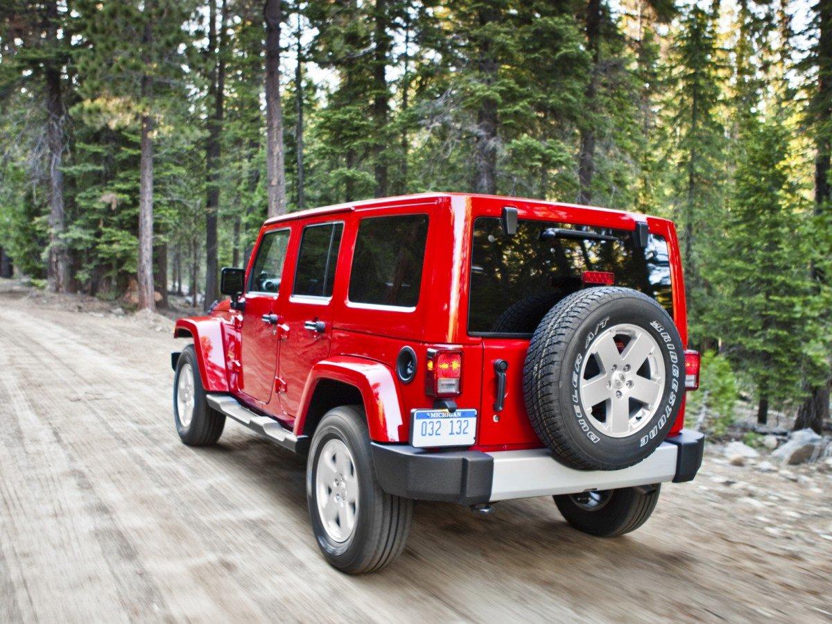 Jeep Wrangler Jk  2007