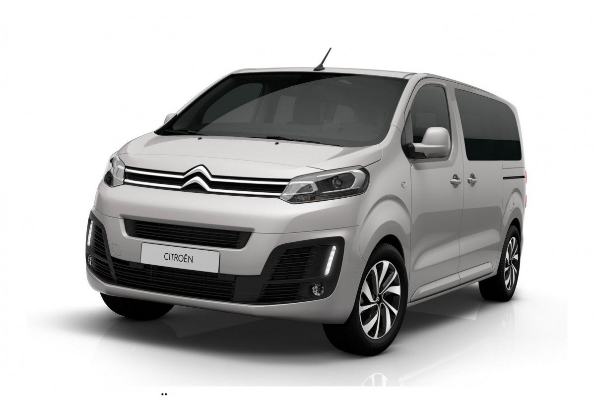 Toyota toyota proace : Call It What You Want, This Is The New Peugeot Traveller / Citroen ...