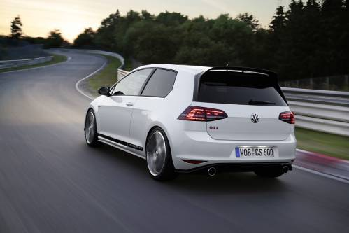 Volkswagen Golf GTI Clubsport Edition 40 Sets Wheels on British Soil