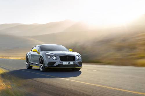 Small Power Upgrade for Bentley Continental GT Speed