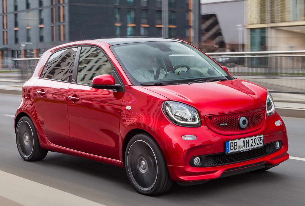 smart forfour 2015 review problems specs. Black Bedroom Furniture Sets. Home Design Ideas