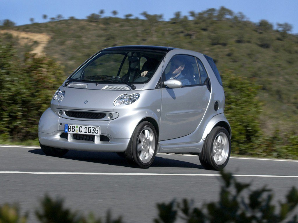 Smart Fortwo 2003 2007 Review Problems Specs