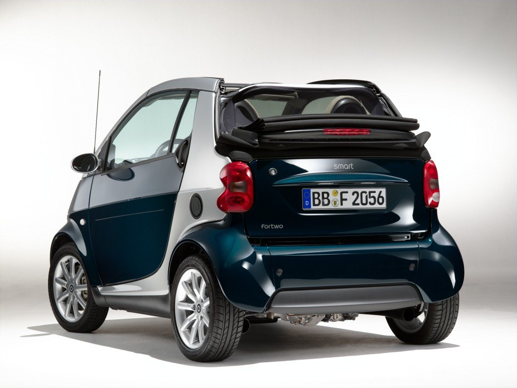 smart fortwo 2003 2007 review problems specs. Black Bedroom Furniture Sets. Home Design Ideas