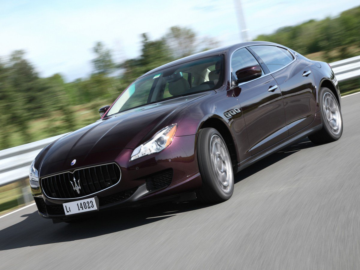 maserati quattroporte m156 2013 present review. Black Bedroom Furniture Sets. Home Design Ideas