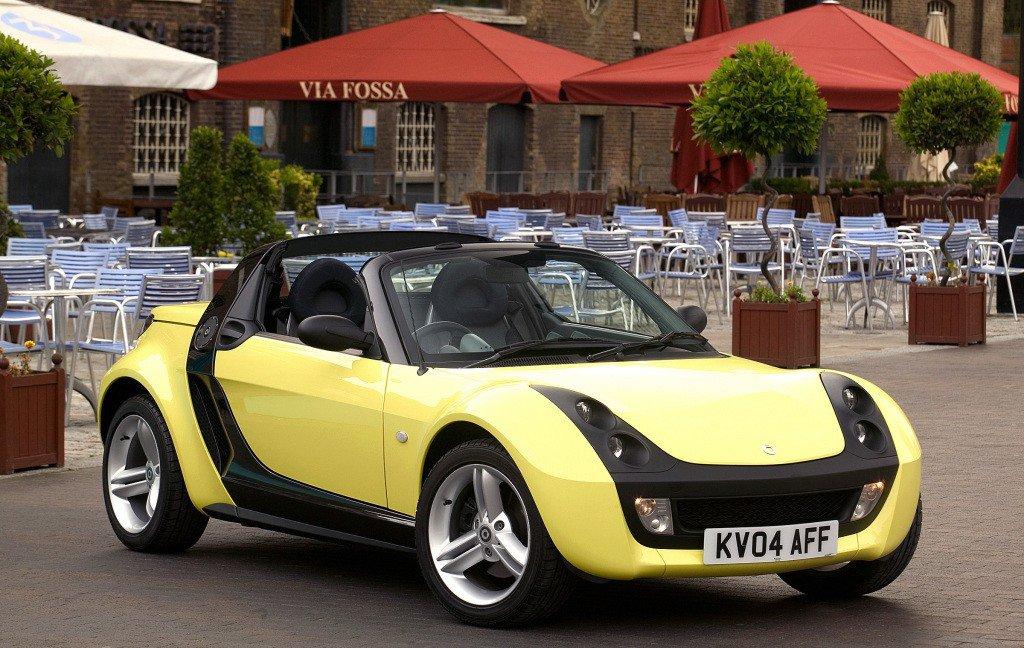 smart roadster 2003 2006 review problems specs. Black Bedroom Furniture Sets. Home Design Ideas