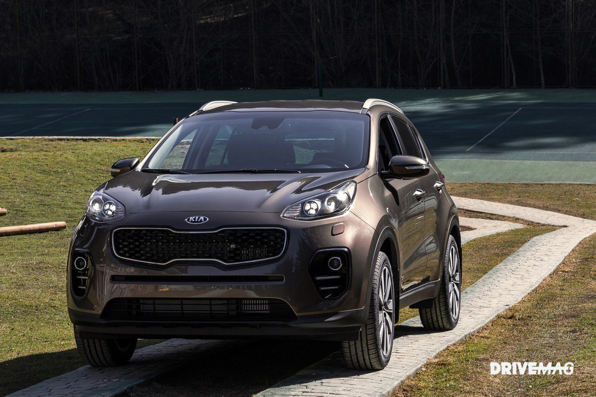 Kia Sportage 2 0 Crdi 184 Test Drive So Teutonic