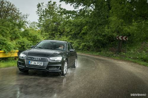 2017 Audi A4 2.0 TDI quattro Test Drive - Annoyingly Competent
