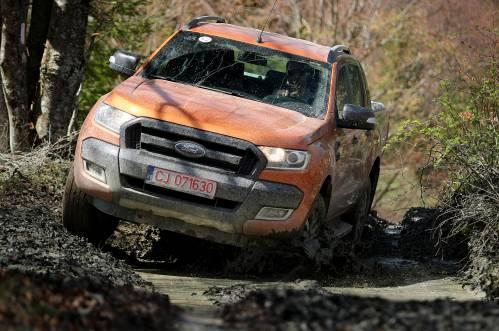 2016 Ford Ranger Wildtrak Test Drive: Never Says Never