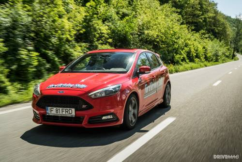 2016 Ford Focus ST Diesel Test Drive - The ST... D