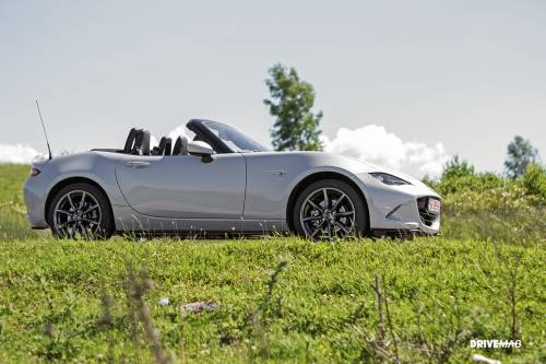 2016 Mazda MX-5 2.0 SKYACTIV-G 160 Test Drive - Fun Comes Standard