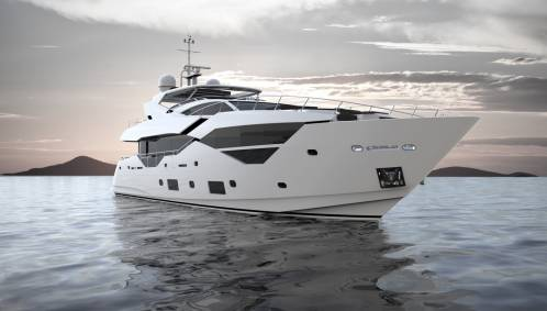Sunseeker 116 Is Launched