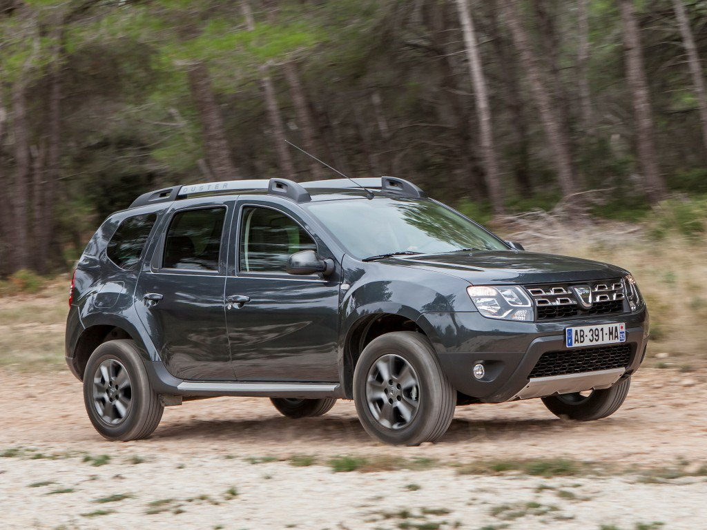 Dacia duster 2009 review problems specs for Dacia duster specifications