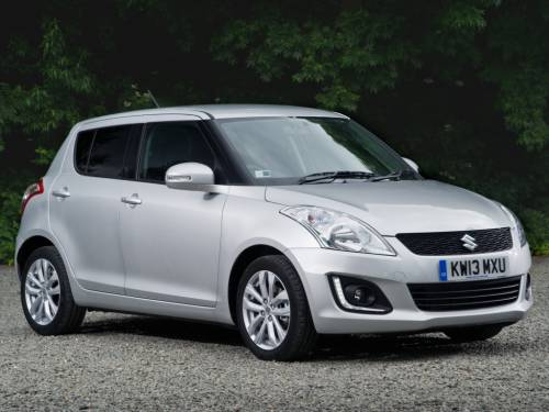 Suzuki Swift (2010-): Review, Problems, Specs