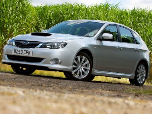 Subaru Impreza (2007-2011): Review, Problems, Specs