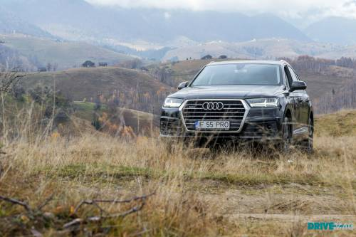 2015 Audi Q7 3.0 TDI 268 hp Test Drive - All Terrain Tuxedo