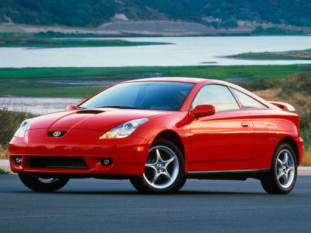 Let These Crisp Looking Toyotas Show You The Brand S