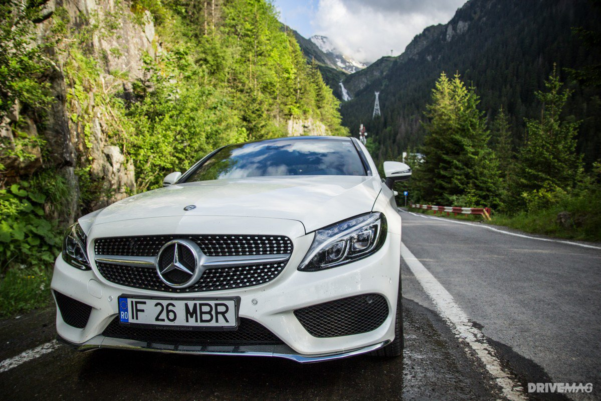 2016 Mercedes Benz C Class Coupe 220d Test Drive Comfort Is The Spic