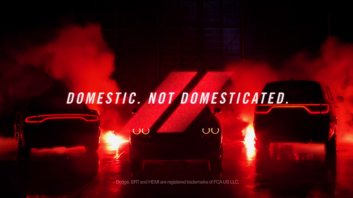 Warning Dodge Just Issued Another Witty Commercial