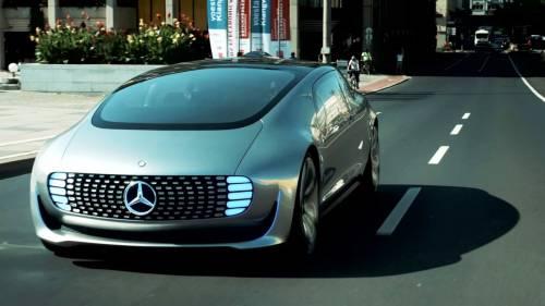 $25 Billion Investments in Autonomous Tech by 2020