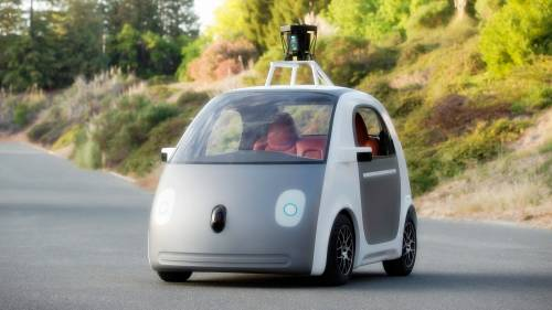 Google Cars Are Taught to Read Hand Signals