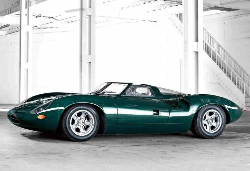 Jaguar Trademarks XJ13 Name: Is It Being Remade?