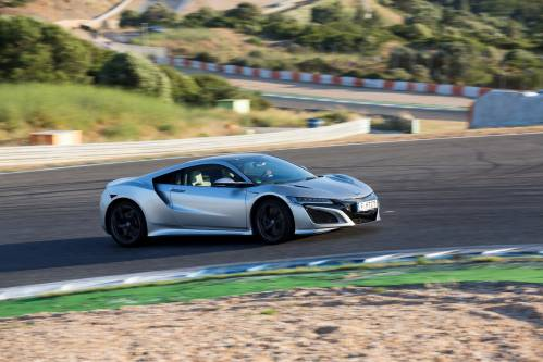"Honda Trademarks ZSX Nameplate, Fueling Speculation for Possible ""Baby NSX"""