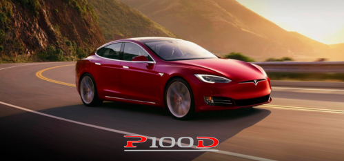 Tesla Model S Embraces P100D Badge and Ludicrous Mode, Model X Follows the Lead