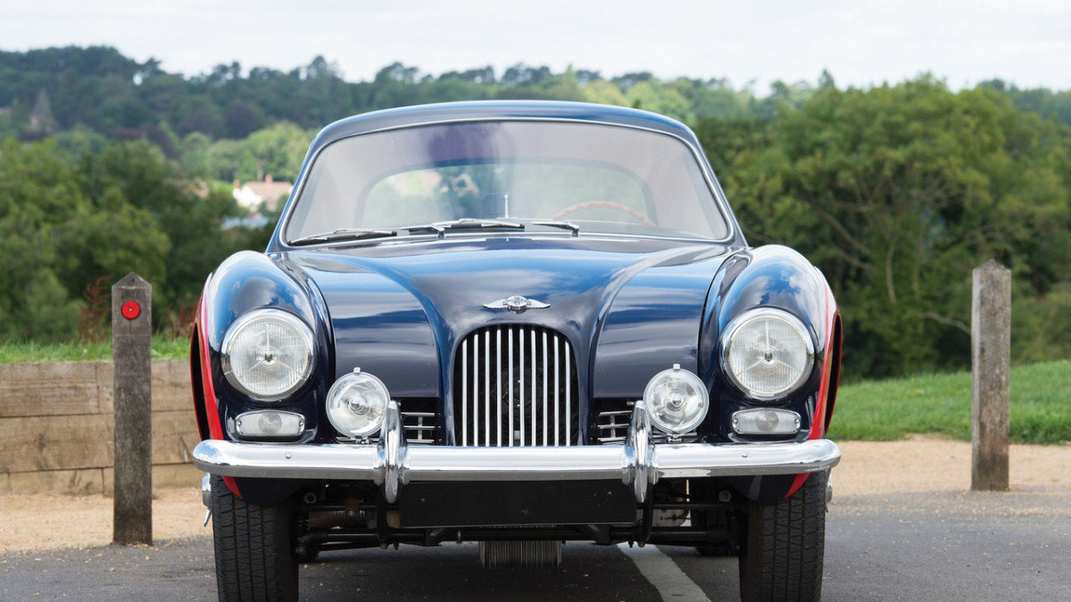 One Of 26 1964 Morgan Plus 4 Plus Coupes Hitting London Auction On