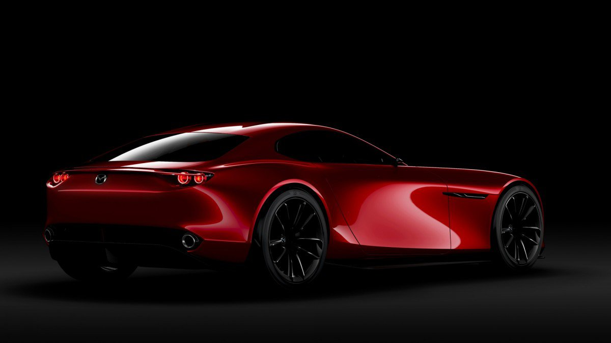 ... Mazda RX 9 To Reportedly Arrive In 2019 With Rotary Power, RX Vision ...