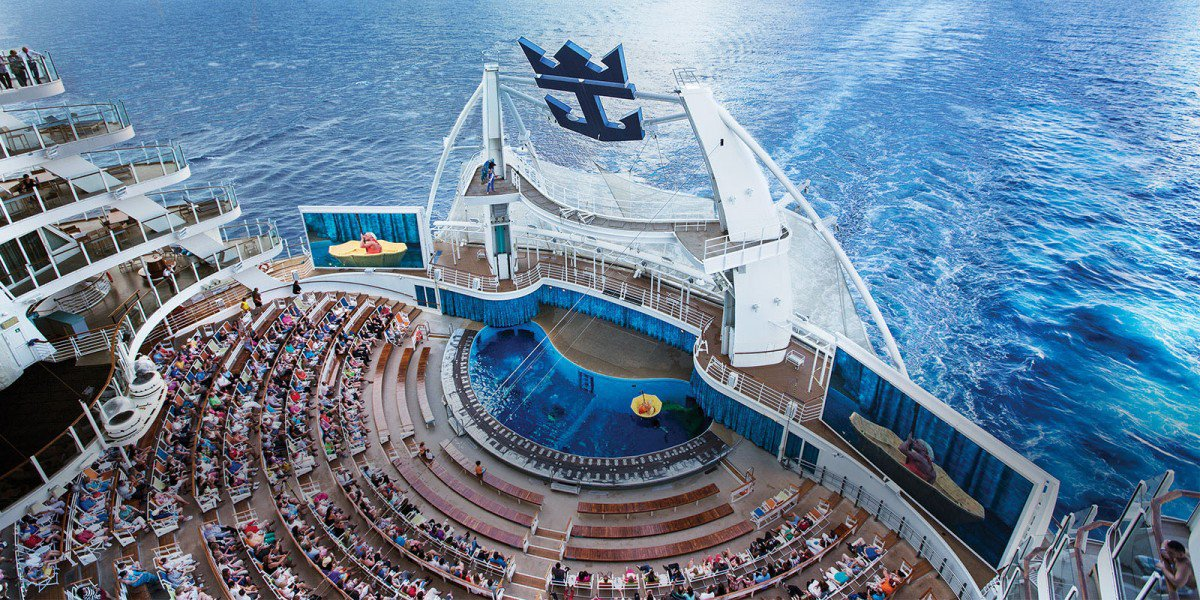 Harmony Of The Seas Is The Biggest Cruise Ship In The World - Largest cruise ship of the world