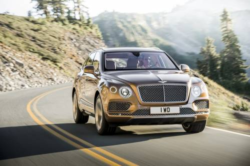 Are You Ready for the First Bentley Diesel?