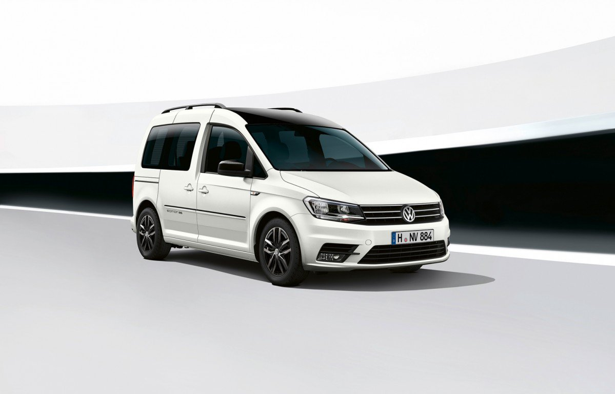 VW Caddy Gets More Stylish Edition 35 Version