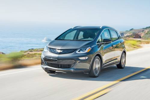 2017 Chevrolet Bolt EV Boasts 238-Mile Range, Opel Ampera-e Sibling Covers 400 Km
