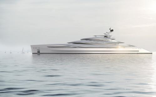 Lobanov Yacht Design Presents Project Shy