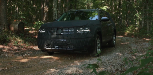 Volkswagen's So-Called Teramont Midsize SUV To Debut Stateside with 2.0 TSI and 3.6 V6 Engines