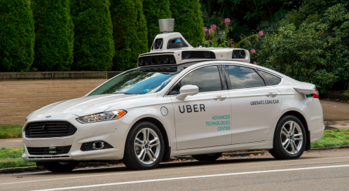 Uber Starts Self-Driving Car Experiment in Pittsburgh