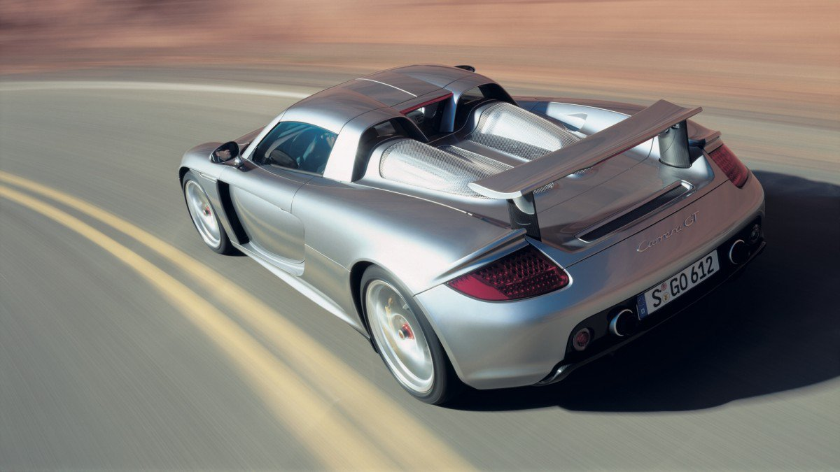 Is the Carrera GT the Single Greatest Car Ever Made?