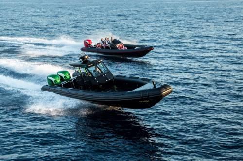 Dutch Builder Revolt Custom Boats Makes Some Mean RIBs
