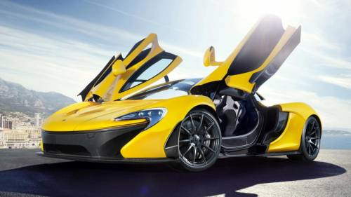 Apple Wants To Buy McLaren For So Many Reasons