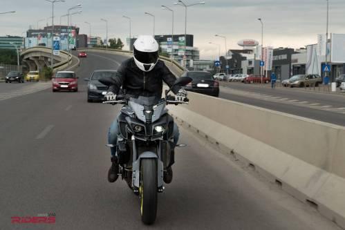 2016 Yamaha FZ-10 [MT-10] Test Ride