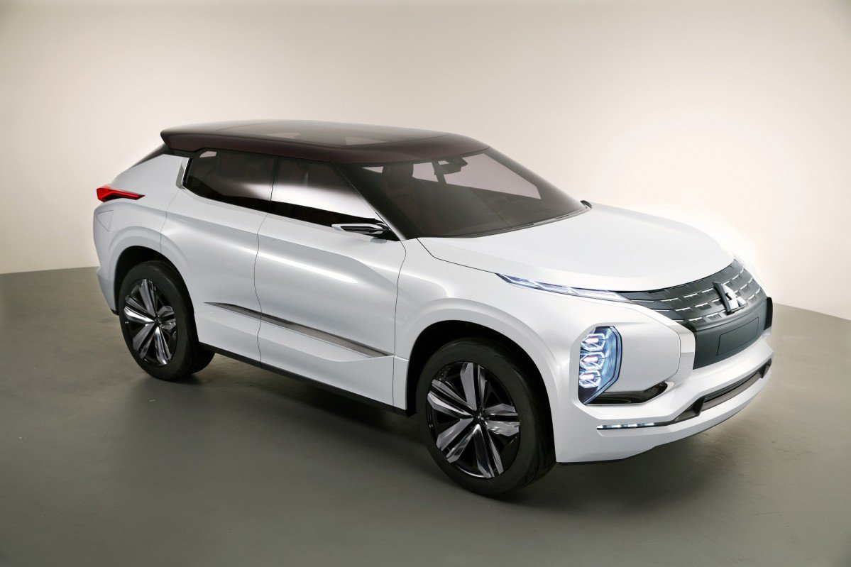 Outlander Phev 2018 >> Mitsubishi GT-PHEV Concept May Preview Next-Generation Outlander