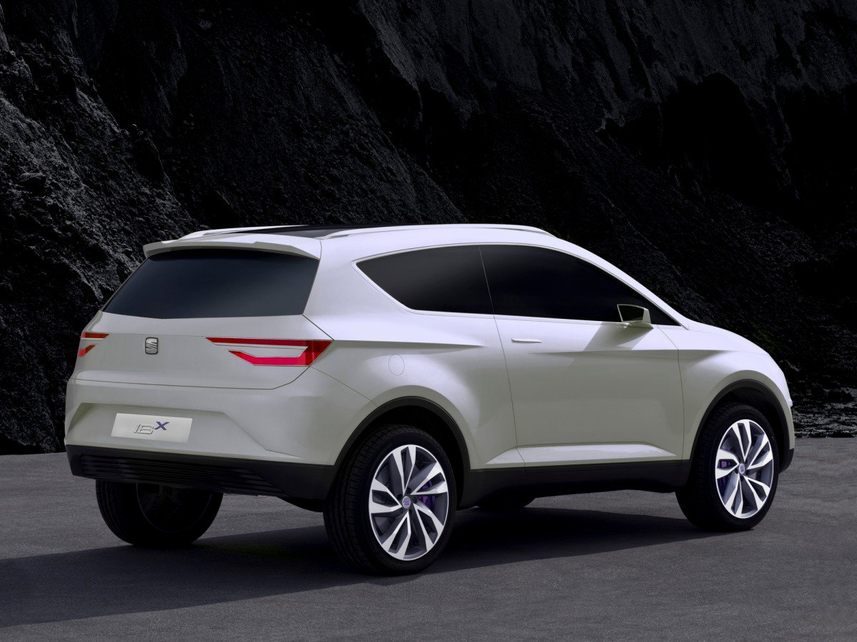 seat confirms arona small suv for 2017. Black Bedroom Furniture Sets. Home Design Ideas