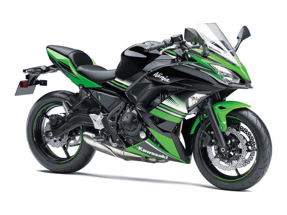 the kawasaki er 6f becomes ninja 650 rh riders drivemag com Kawasaki ER-6f 2012 Honda CRF 650 Kawasaki