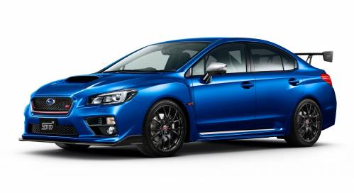 Limited Edition Subaru WRX S4 tS Is the Closest Thing to a WRX STI S207