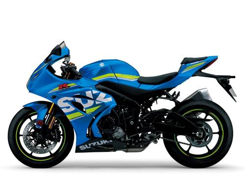 2017 Suzuki GSX-R 1000 Revealed at Intermot