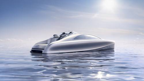 Baltic Yachts Will Build The Mercedes-Benz Styled Arrow460